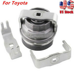 Oil Filter Wrench Removal Socket Hand Tool Large Size Kit For Toyota Lexus Scion