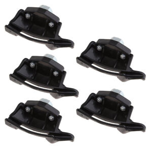 5pcs Tire Changer Machine Nylon Mount Demount Duck Head Plastic Head 30mm