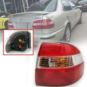 Tail Lamp Rear Light Rh Right For Toyota Corolla Ae111 Ae112 Sedan 1997 2000