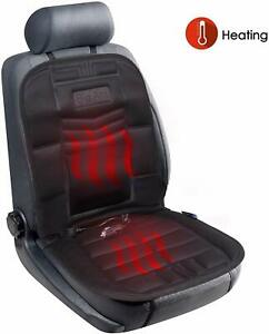 Heated Seat Cushion 12v Car Heat Seat Cushions Cover Pad Winter Warmer