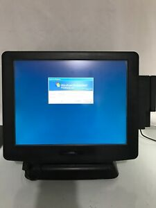 Restaurant Manager Procom Pos Computer Solutions Ks 6215n Touchscreen Cc Reader