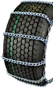 Wide Base Mud Service 295 50 20 Truck Tire Chains