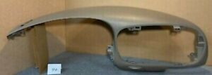 97 03 Ford F150 Expedition Upper Dash Pad Panel Bezel Tan