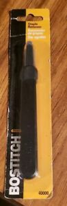 New Stanley Bostitch Black Charcoal Lever Staple Remover Bos40000