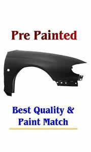 New Pre Painted Passenger Rh Fender For 2004 2006 Pontiac Gto W Free Touchup