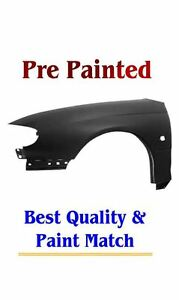 New Pre Painted Driver Lh Fender For 2004 2006 Pontiac Gto W Free Touchup