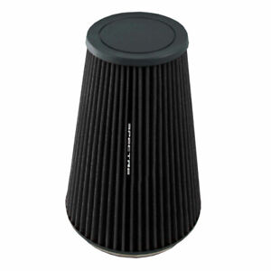 Spectre Hpr9605k Black 6 Inlet Clamp On Replacement Cold Air Intake Filter