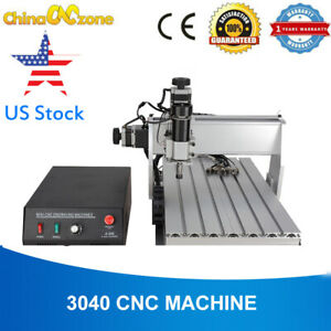 500w Cnc 3040 3axis Engraver Machine Engraving Cutting Router 110v 220v Us Stock