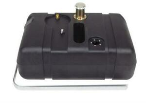 Tanks Inc Ut Universal Poly Gas Tank With Billet Cap
