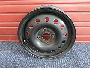 00 01 02 03 04 Ford Focus 15 Inch Steel Wheel 4 Lug 15 X 4 Oem 3