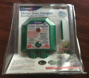 Nip New Havahart Electric Fence Energizer Battery Operated Above Ground Ss 2lgx