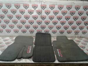 1998 2002 Chevrolet Camaro Oem Slp Performance Floor Mat Set Kit Front