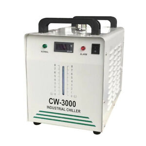 Cw3000 Industrial Water Chiller Cooling For Co2 Laser Engraving Cutting Machine