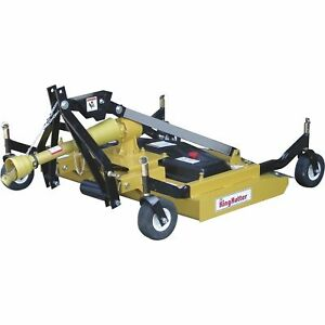 King Kutter Rear Discharge Finish Mower 72in rfm 72 yk