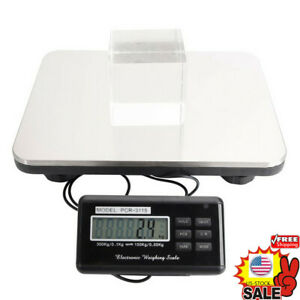 Digital Postal Scale Kitchen Letter Parcels Weighing Platform Scales Luggage Be