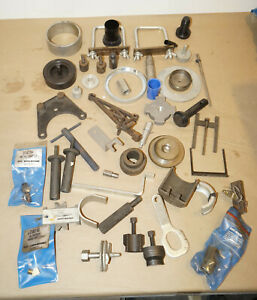 Kent Moore Lot Of 47 Special Tools From Chevy Dealer