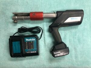 Nibco Pc 280 Cordless Hydraulic Pressing Tool With Battery And Charger