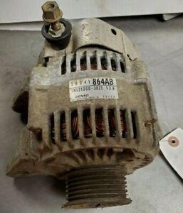 2000 06 Jeep Wrangler Tj Alternator 4 0 Used Oem Part 56041864ab Ships Fast free