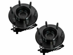 For 2006 2010 Hummer H3 Wheel Hub And Bearing Kit Front 48316ty 2007 2008 2009