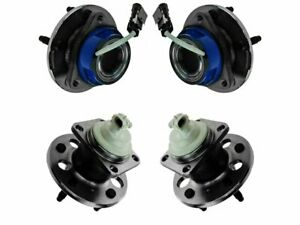 For 2000 2005 Chevrolet Impala Wheel Hub And Bearing Kit 99697mn 2001 2002 2003