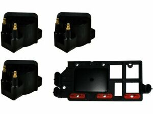 For 1987 1996 Chevrolet Beretta Ignition Coil Set With Control Module 22854cr