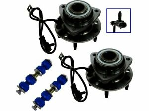 For 1998 2004 Chevrolet S10 Wheel Hub And Sway Bar Link Kit 67885zh 1999 2000