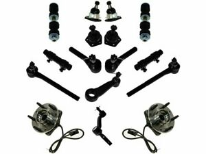 For 1998 2004 Chevrolet S10 Wheel Hub Ball Joint Tie Rod End Kit 76149wx 1999