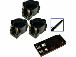 For 1992 1995 Pontiac Trans Sport Ignition Coil Set With Control Module 51161vs