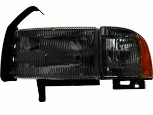 For 1994 2001 Dodge Ram 1500 Headlight Assembly Left 82843tq 2000 1996 1995 1997