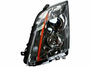 For 2008 2014 Cadillac Cts Headlight Assembly Left 97597fq 2009 2010 2011 2012