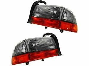 For 1998 2003 Dodge Durango Headlight Assembly Set 38829wx 1999 2000 2001 2002