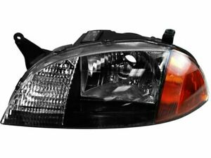 For 1998 2001 Chevrolet Metro Headlight Assembly Left 93389jm 1999 2000