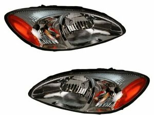For 2000 2007 Ford Taurus Headlight Assembly Set 48757vh 2002 2001 2003 2004