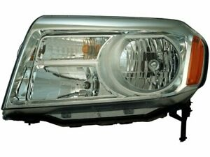 For 2012 2015 Honda Pilot Headlight Assembly Left 83789qj 2013 2014