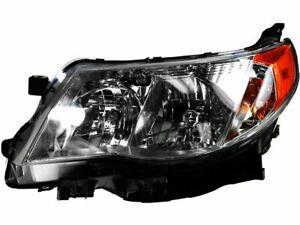 For 2009 2013 Subaru Forester Headlight Assembly Left 57189hs 2010 2011 2012