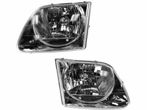 For 1997 2002 Ford Expedition Headlight Assembly Set 56286sy 1998 1999 2000 2001