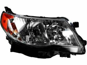 For 2009 2013 Subaru Forester Headlight Assembly Right 91841pq 2010 2011 2012