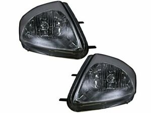 For 2003 2005 Mitsubishi Eclipse Headlight Assembly Set 78547dw 2004