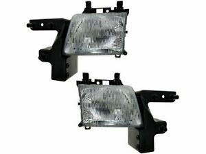 For 1999 2003 Dodge Ram 1500 Van Headlight Assembly Set 62955hc 2000 2001 2002