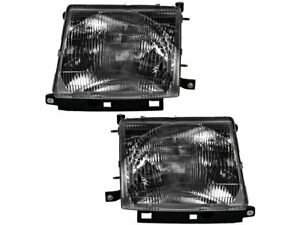 For 1997 2000 Toyota Tacoma Headlight Assembly Set 93926zj 1998 1999