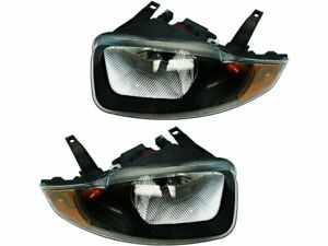 For 2003 2005 Chevrolet Cavalier Headlight Assembly Set 91964mz 2004