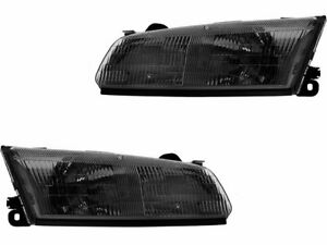 For 1997 1999 Toyota Camry Headlight Assembly Set 71415jt 1998