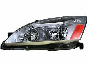 For 2003 2007 Honda Accord Headlight Assembly Left 21831ck 2004 2005 2006