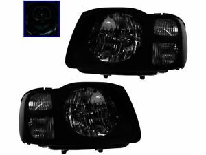 For 2002 2004 Nissan Xterra Headlight Assembly Set 42321hy 2003 Xe