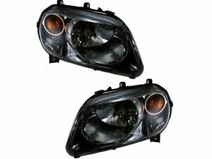 For 2006 2011 Chevrolet Hhr Headlight Assembly Set 88191sr 2007 2008 2009 2010