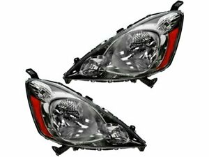 For 2009 2011 Honda Fit Headlight Assembly Set 13451sw 2010 Sport