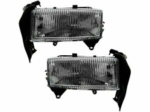 For 1997 2004 Dodge Dakota Headlight Assembly Set 11543hb 2002 1998 1999 2000