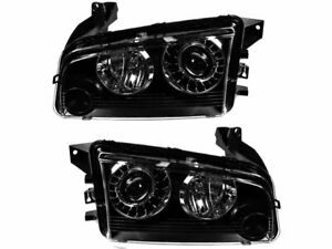 For 2008 2010 Dodge Charger Headlight Assembly Set 42949zs 2009