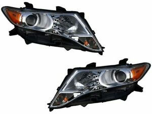 For 2009 2015 Toyota Venza Headlight Assembly Set 66928gm 2010 2011 2012 2013