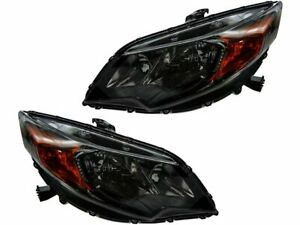 For 2014 2015 Honda Civic Headlight Assembly Set 19633zr Coupe